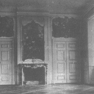 Schloss Kummerow - Innenansicht (Quelle: 750 Jahre Kummerow - Festschrift, 2005)