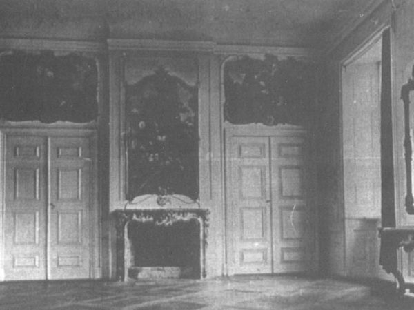 Kummerow Castle - Interior view (Source: 750 years kummerow - Festschrift, 2005)
