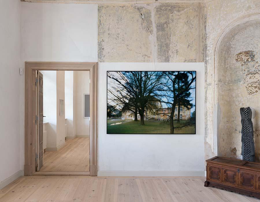 Fotografische Sammlung - Eingang