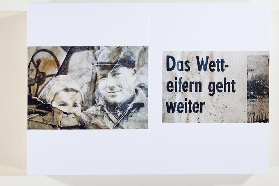 Ulrich Wüst Ausstellung | Das Wetteifern geht weiter