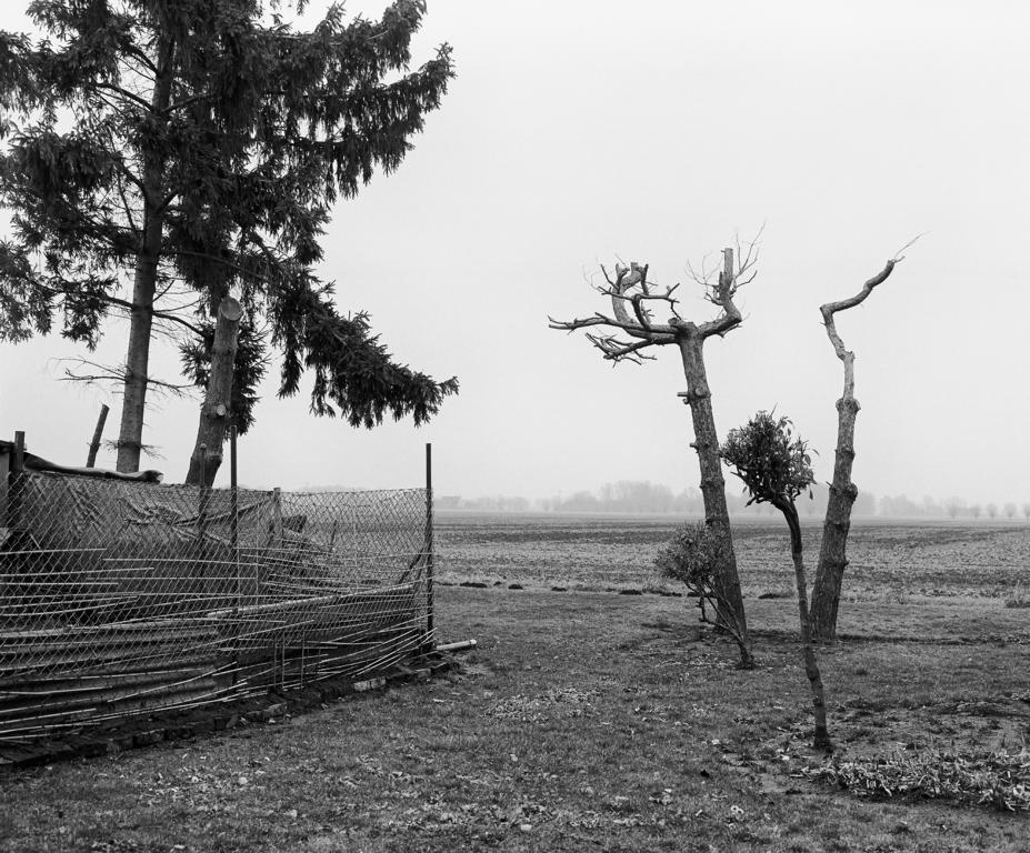 © Ingar Krauss, Gartenstück, Oderbruch (2017)
